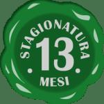 Bollino Verde, Parmigiano Reggiano oltre 13 mesi di stagionatura