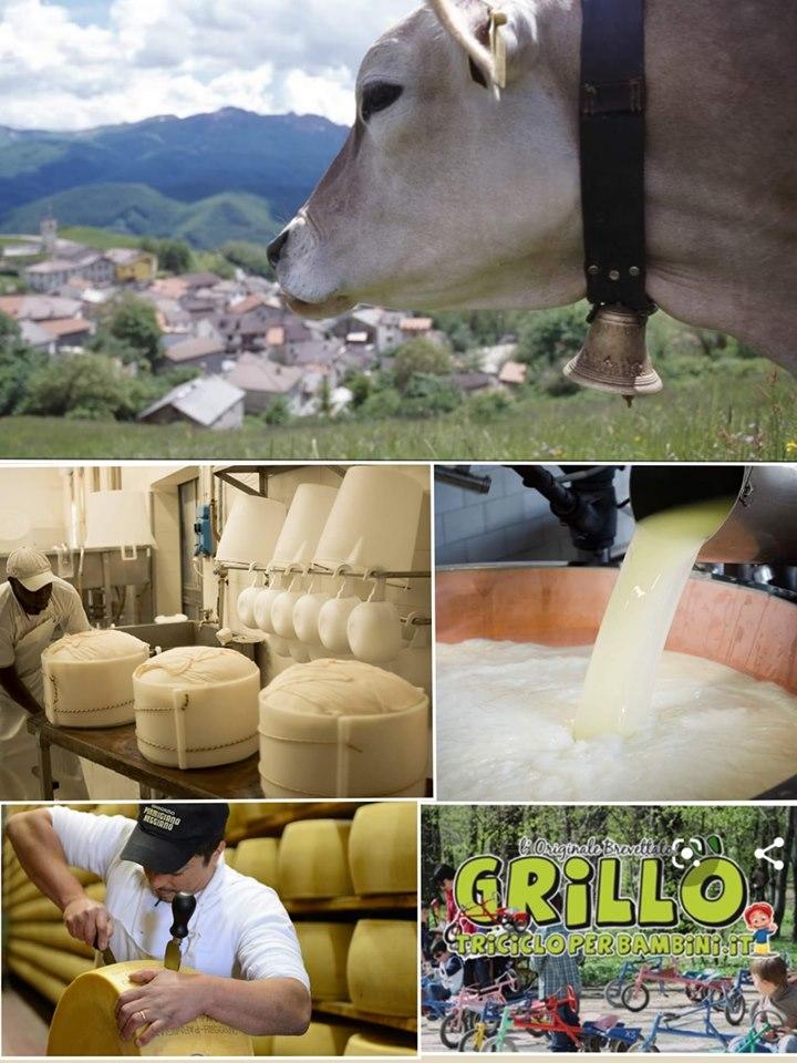 Caseifici Aperti 2019 Parmigiano Reggiano