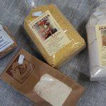 Farine biologiche di grano, mais, castagne, farro di montagna