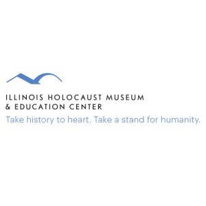 Logo from Illinois Holocaust Museum