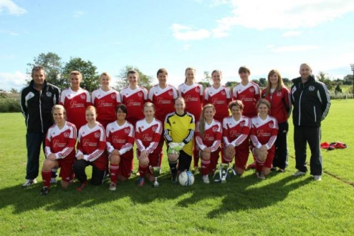 Abbeytown Womens Fc