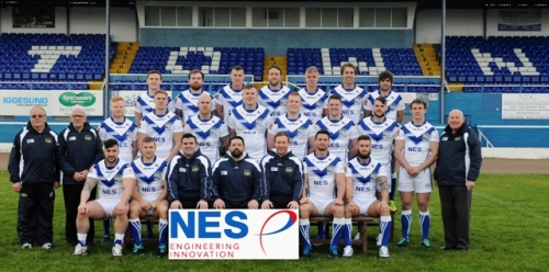 Workington Town 2014 Team