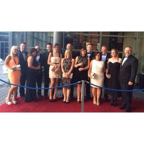 Team picture LABC Northern Awards 2015