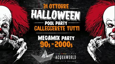#Acquaworld organizza un Pool Party da brivido!!