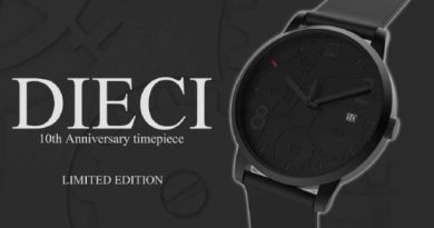 Too Late DIECI limited edition