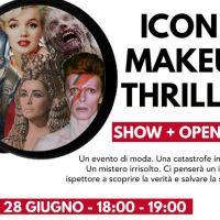 Tra fashion e suspence, un evento da brivido: Iconic Make Up Thriller Show.