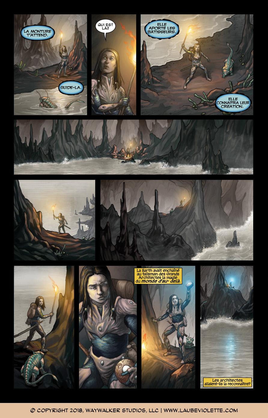 L'Aube Violette: L'Exil – Tome 2, Page 5