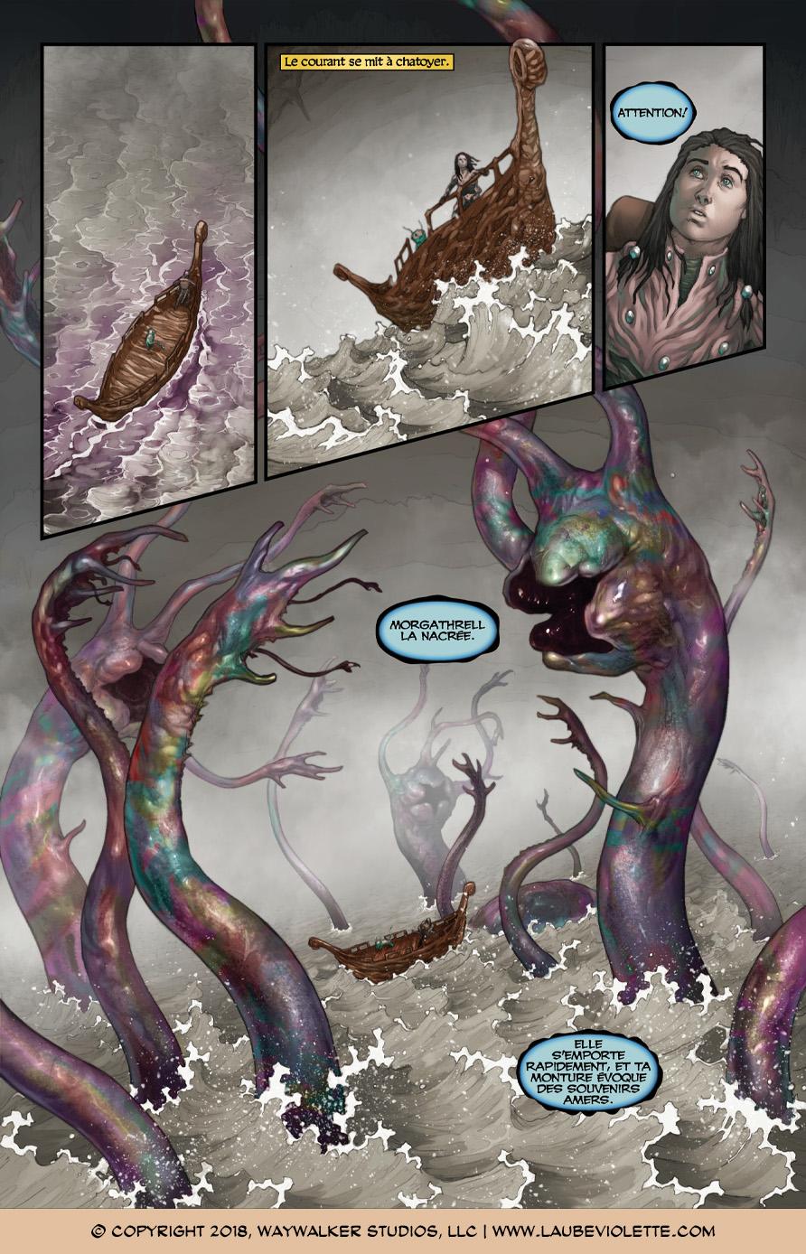 L'Aube Violette: L'Exil – Tome 2, Page 8