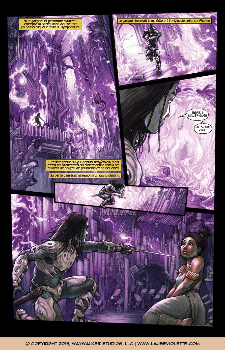 L'Aube Violette: L'Exil – Tome 4, Page 7