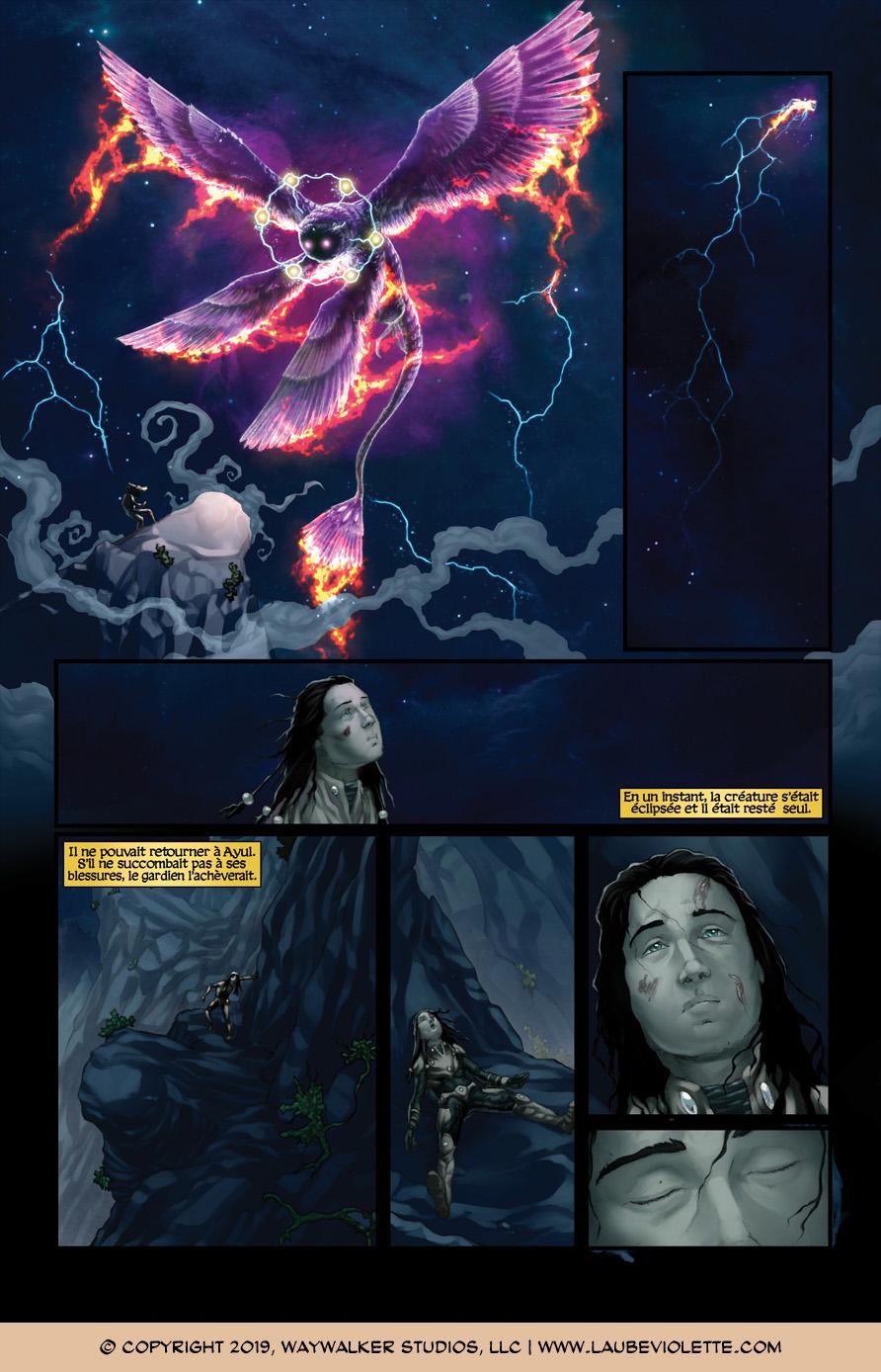 L'Aube Violette: L'Exil – Tome 7, Page 10