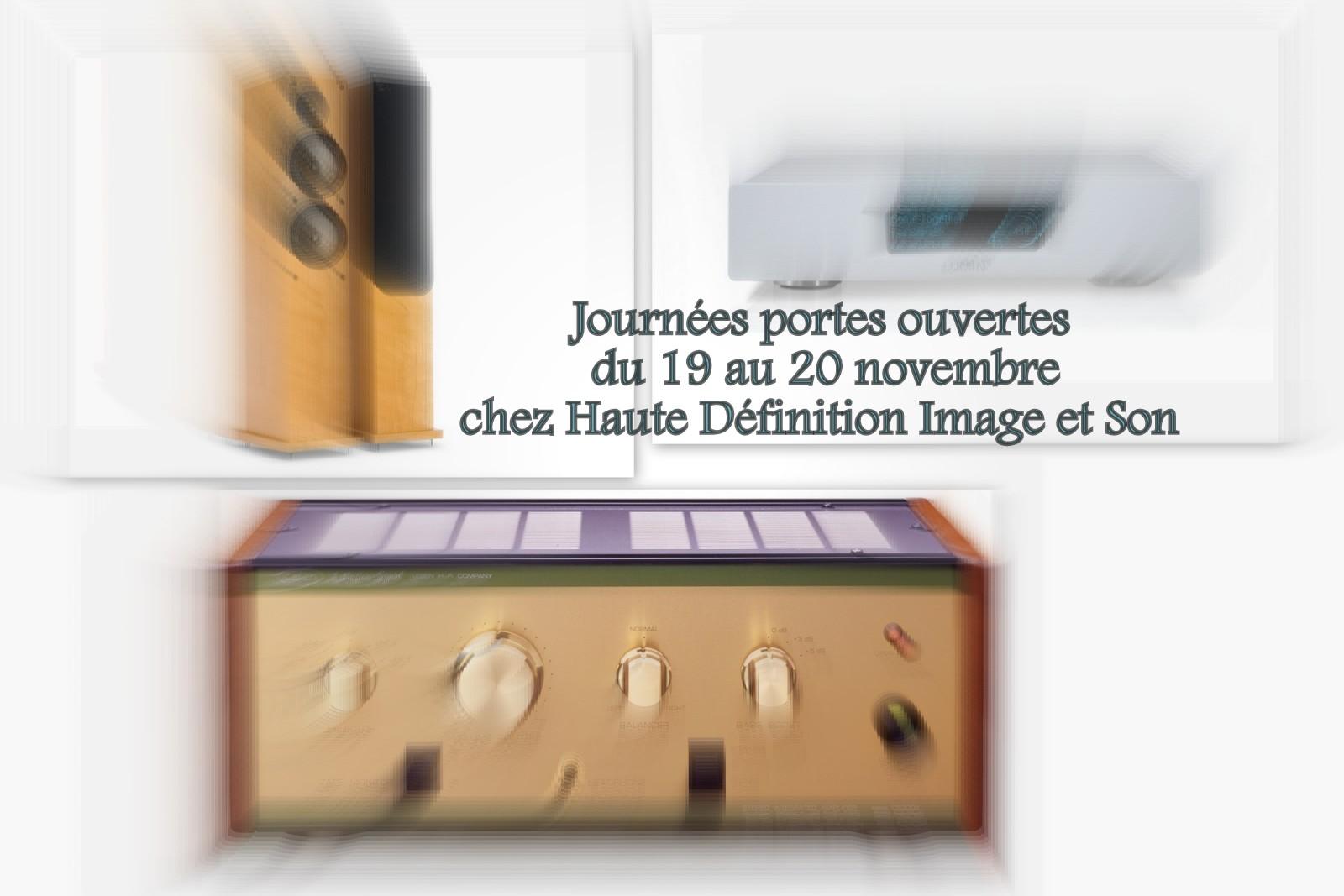 Salon hi fi et home cin ma hy res 83 l 39 audio experience for Porte ouverte meaning