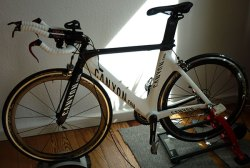 Canyon Triathlonrad Speedmax CF 9.0