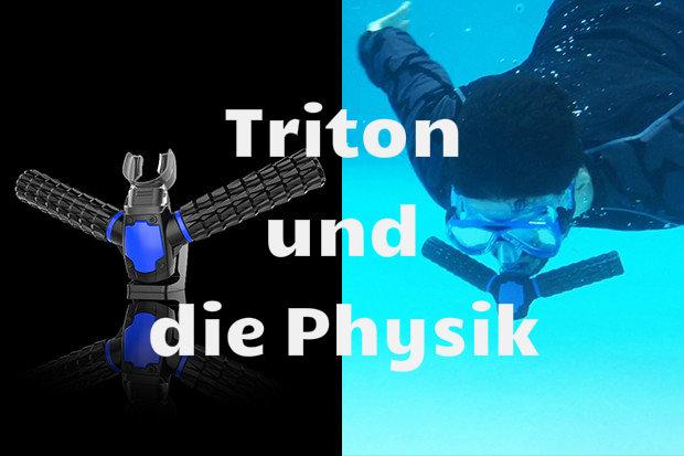 Triton - Warum künstliche Kiemen Betrug sind