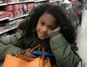 Braid Out Style Biracial Kids Hair