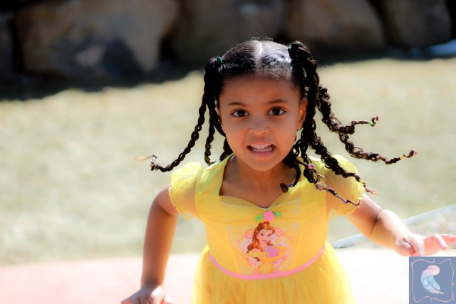 twist hairstyle for mixed kids hair - laufty life