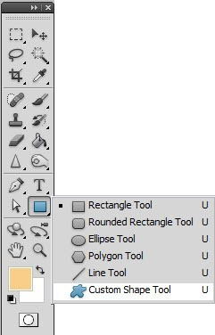 How To Make Speech Bubbles in Photoshop CC Using The Custom Shape ...