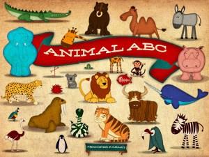 Animal ABC by Jennifer Farley