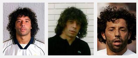 Ivan Campo Faces