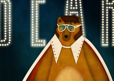 Elvis Bear
