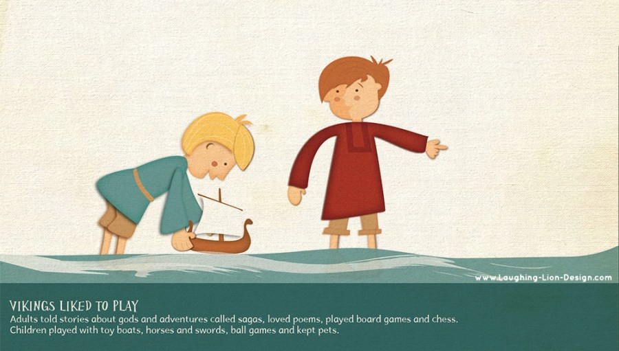 9-Viking-Facts-Illustrated-by-Jennifer-Farley