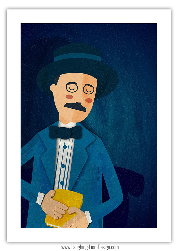 James Joyce Illustrated by Jennifer Farley
