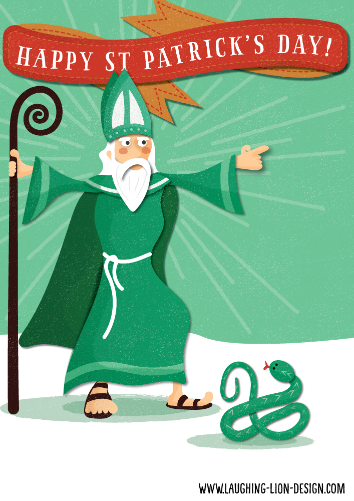 St. Patrick and His Parade