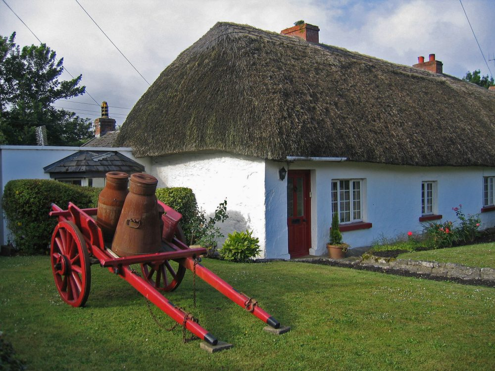Adare Cottage by Jennifer Farley