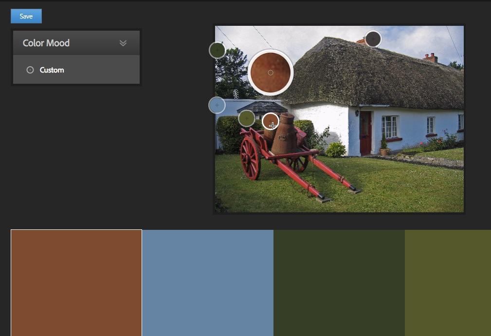 Create A Custom Colour