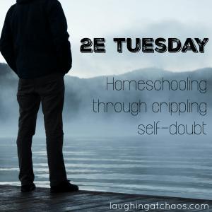 2e Tuesday - Homeschooling through crippling self-doubt