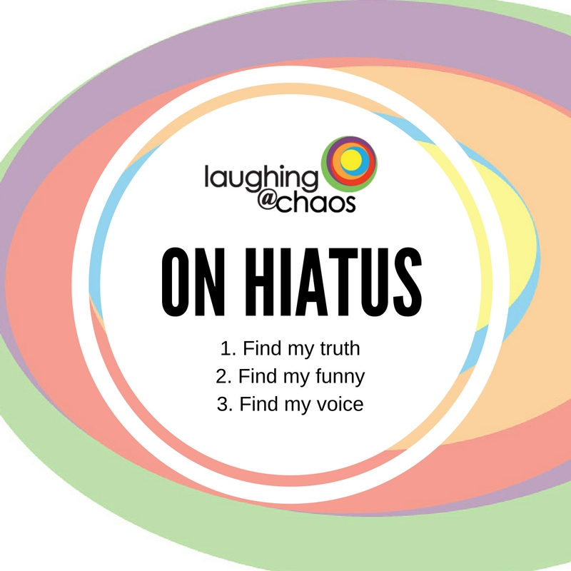Laughing at Chaos - Where Wildly Different Is Perfectly Normal