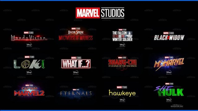 Phase 4 and Beyond: Breaking Down the Future of the Marvel Cinematic  Universe - LaughingPlace.com