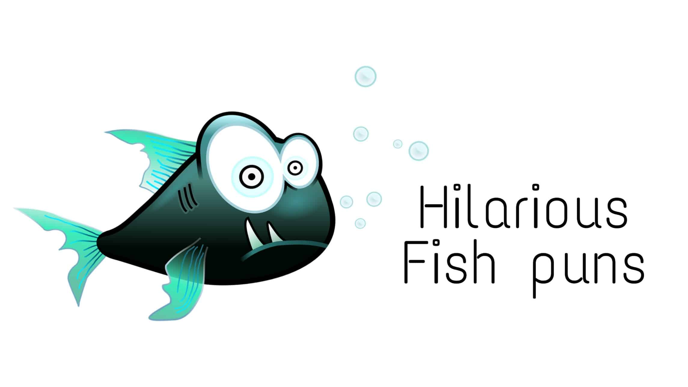 hilarious fish puns