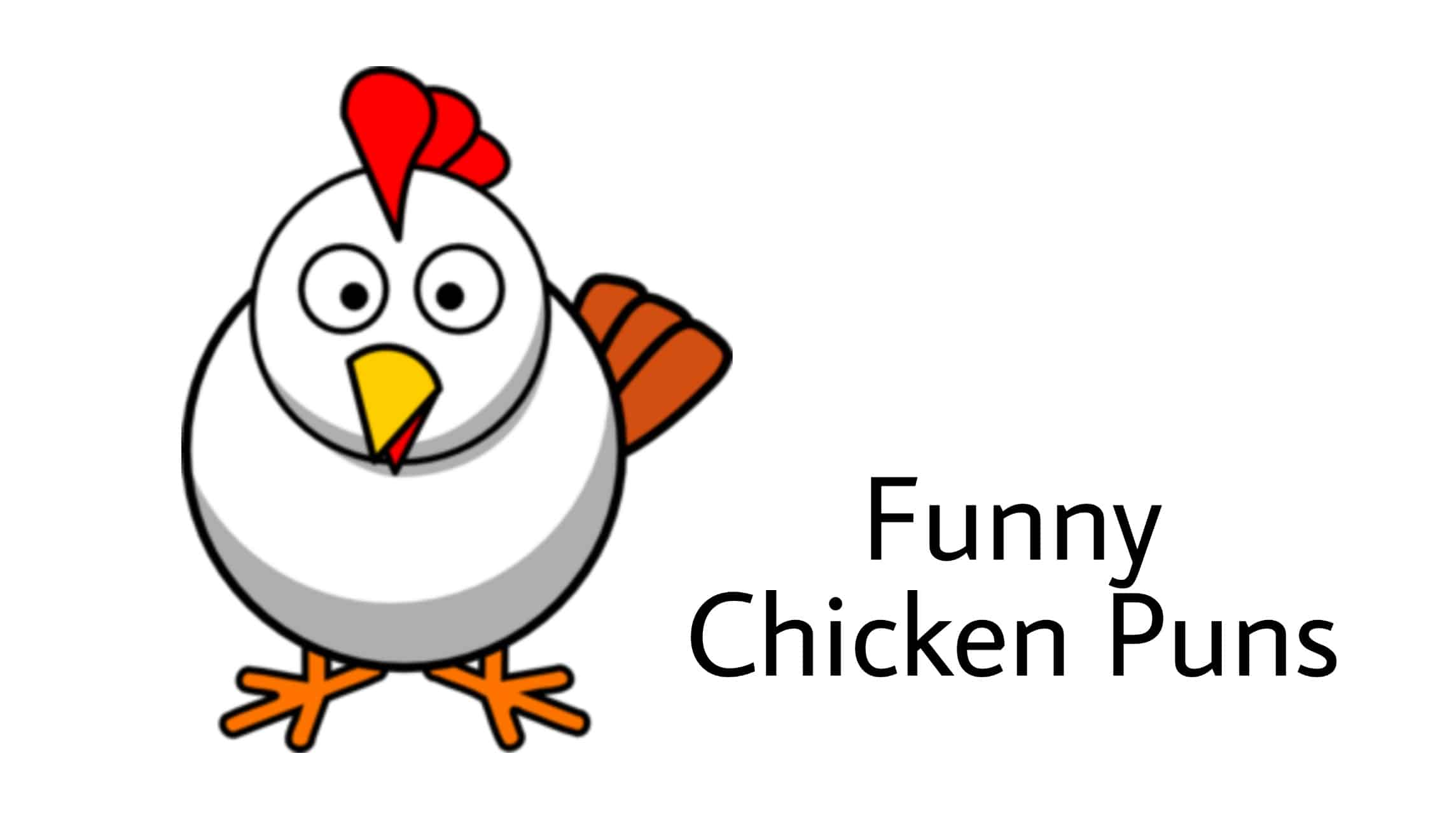 funniest chicken puns to make you laugh