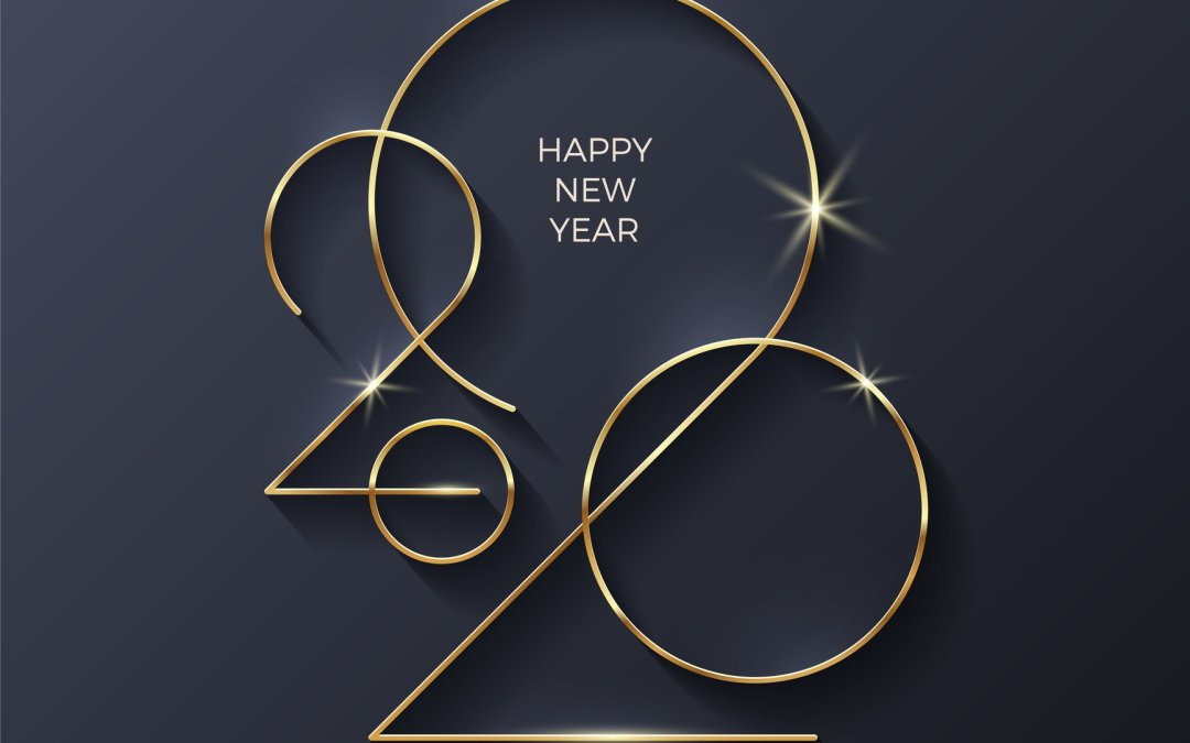 Happy New Year & Decade from Laughlin Consultancy in 2020