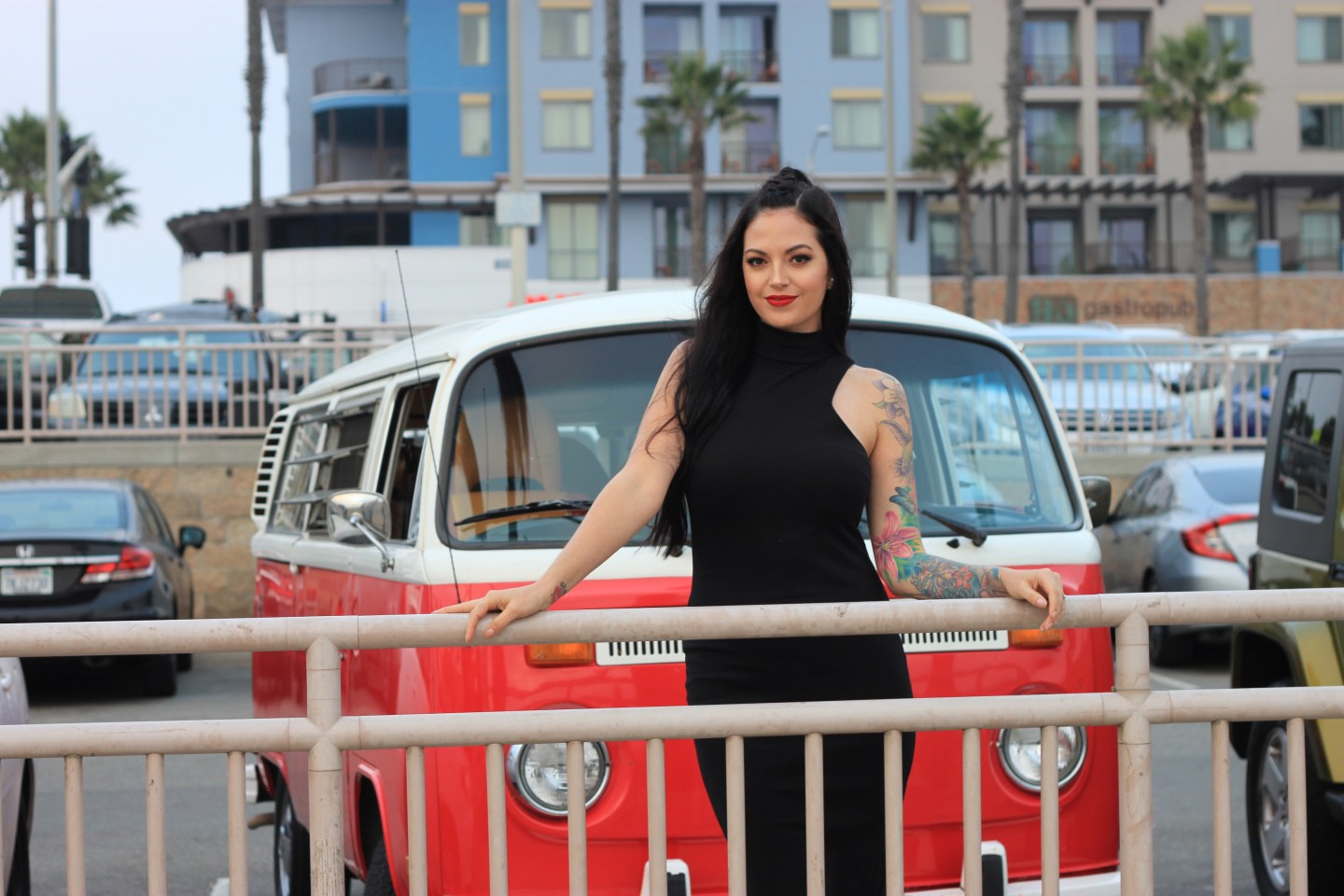 Get Ready with Me for a Holiday Card with the SoCal Blogger Babes