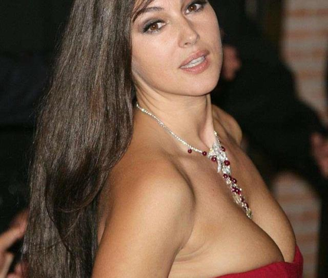 Picture Of Monica Bellucci Zoom Zoom