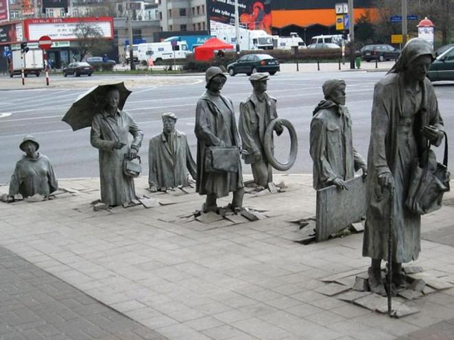 Image result for The Monument of an Anonymous Passer-by