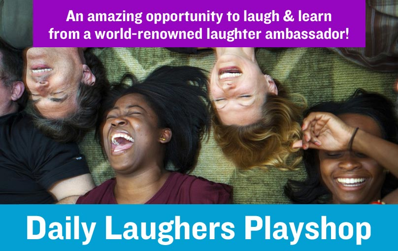 Daily Laughers Playshop Dave Berman