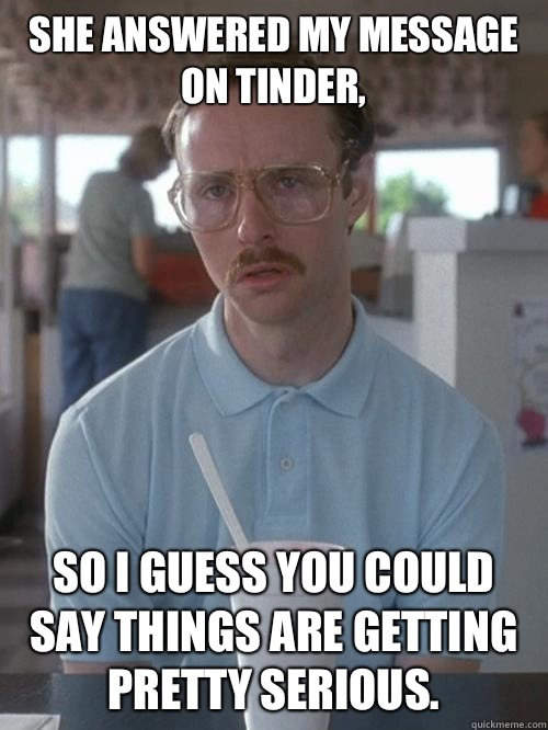 Tinder-Meme