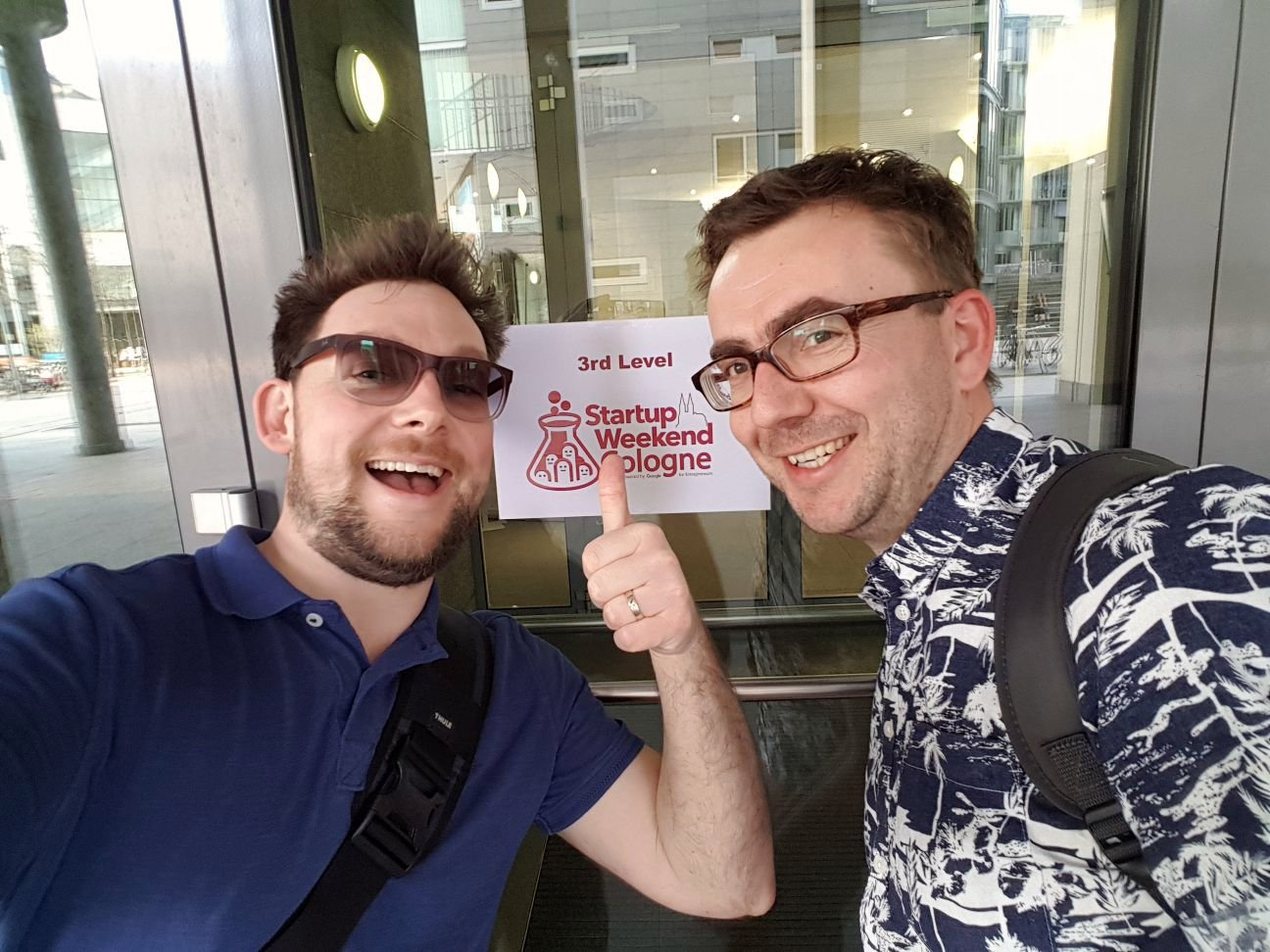 takeaways from startup weekend cologne
