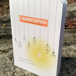 """Dreamer"" Pocket Launchpad by Launch Mission Creative"
