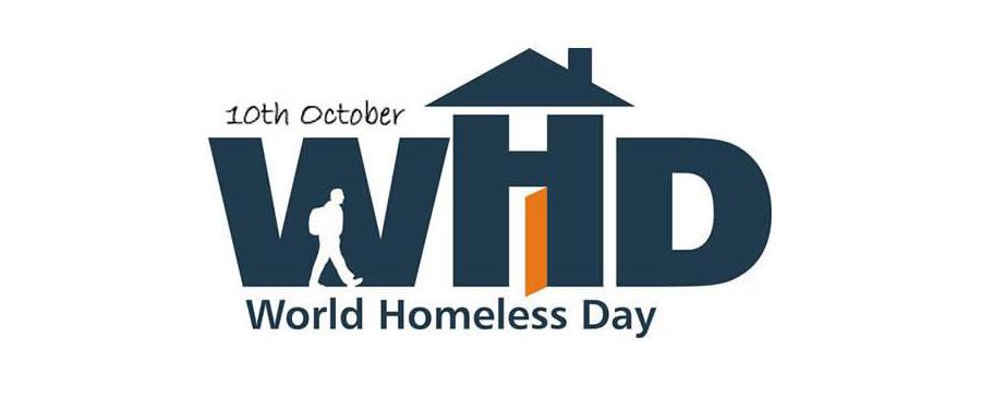Image result for world homeless day