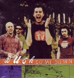 """Bush """"Comedown"""" Acoustic P/E/M"""