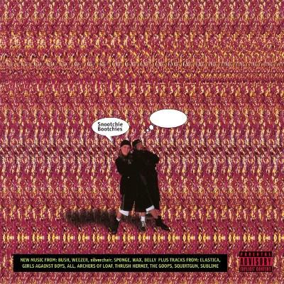 "Mallrats Soundtrack Bush ""Bubbles"" P/E/M"