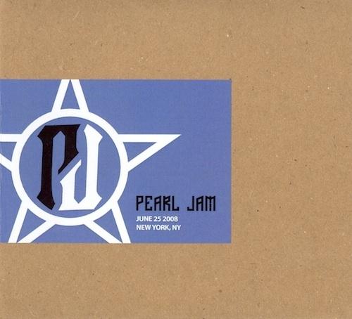 Pearl Jam 2008 Bootleg series Mixer
