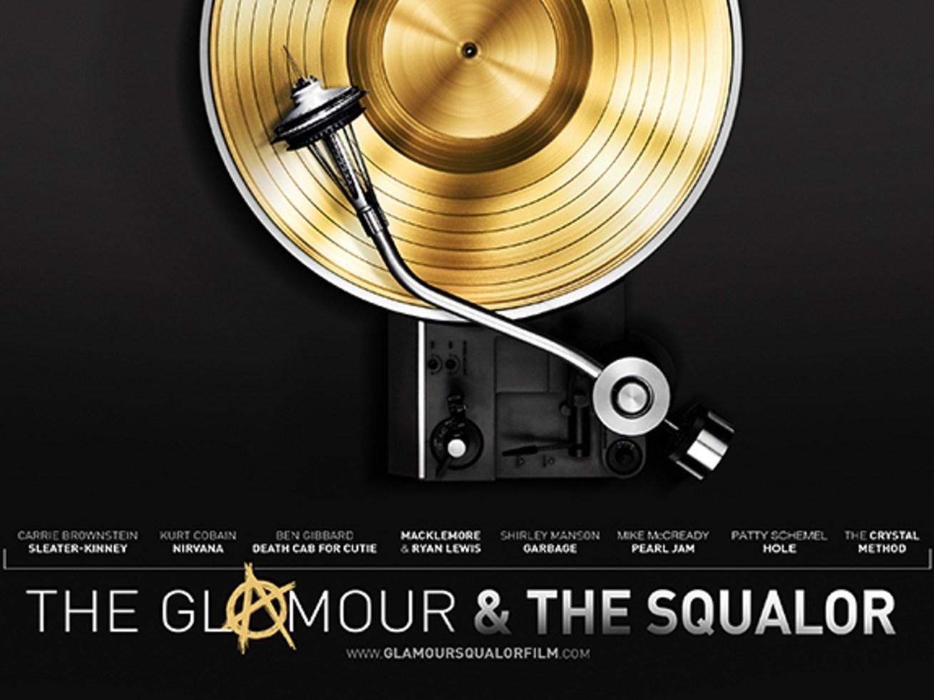 The Glamour and the Squalor Mike McCready Score P/M/E/Mu