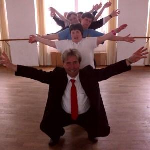 Tanzschritte - für Menschen mit geistigen und psychischen Behinderungen