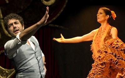 Flamenco puro mit José Manuel Reina und Laura la Risa