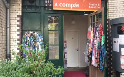 Flamencoflohmarkt und Kuchenbasar im a compás