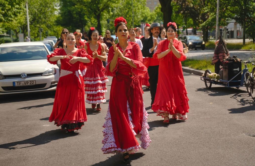 Aktuelle Flamencokurse